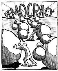 Democracy Watch company