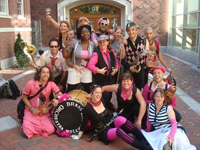 Marching for Change: Street Bands in the U.S. (encore)