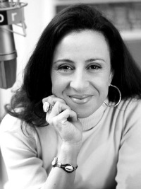 Maria Hinojosa; Photo courtesy of Michael Paras