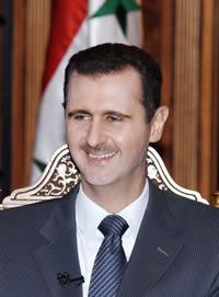 His Excellency President Bashar al-Assad of Syria. Source: Syrian Arab News Agency (SANA)