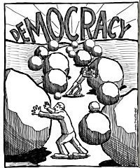 Local Democracy: Building From the Bottom Up