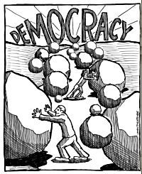 Obstacles To Democracy